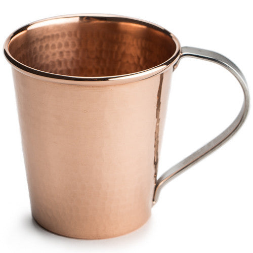 Hand hammered copper mug mexican mule 20 oz icon