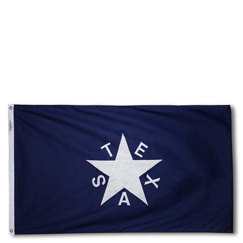 dezavala texas flag cotton icon