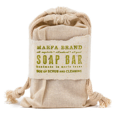 Marfa Brand handmade soap icon