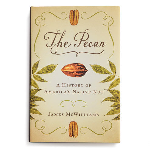 The Pecan book texas icon