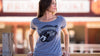 Steel Guitars Women's Scoop Neck Tee