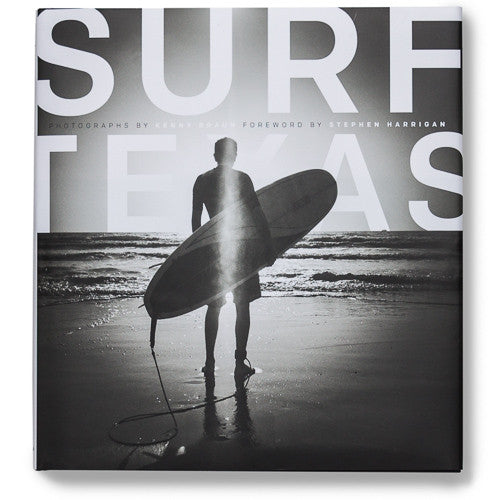 kenny braun surf Texas book icon