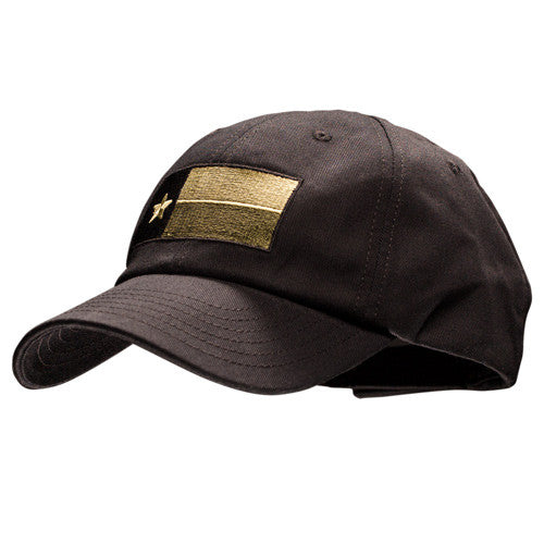 texas tactical hat black icon
