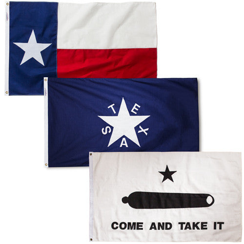 texas flags bundle come and take it dezavala cotton icon
