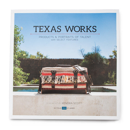 Texas Works book products icon