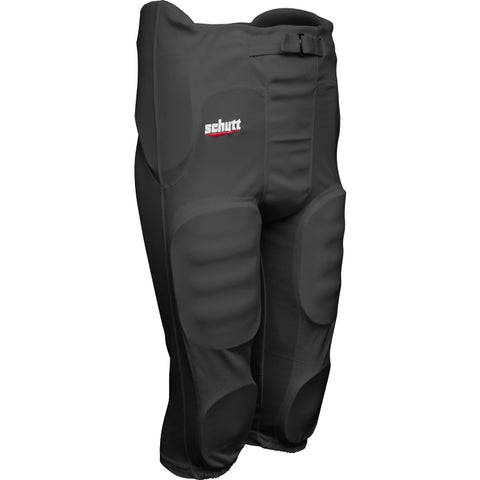 Schutt Poly-Knit Integrated Pads - Adult Football Pants