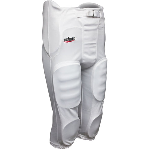 Schutt Poly-Knit Integrated Pads - Youth Football Pants
