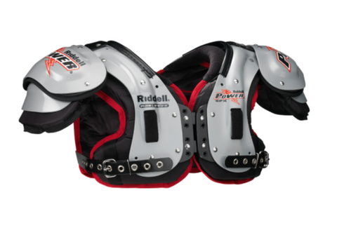 RIDDELL POWER SPX QB/WR VARSITY SHOULDER PADS