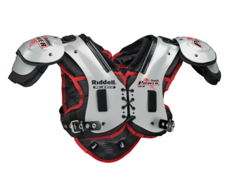 RIDDELL JPX SKILLED JUNIOR VARSITY SHOULDER PADS