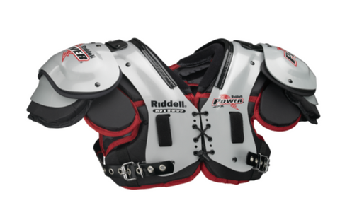RIDDELL JPX AP JUNIOR VARSITY SHOULDER PADS
