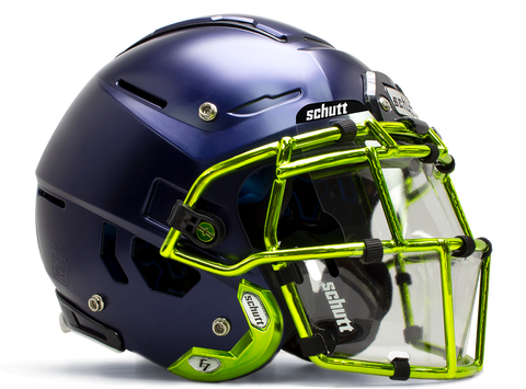 Schutt Football Helmet Splash Shield
