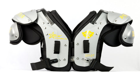 DOUGLAS BATTLEFIELD MULTI-SKILL SHOULDER PADS (X-LARGE)