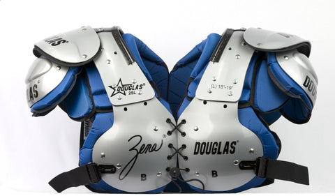 DOUGLAS ZENA 25 WOMEN'S SHOULDER PADS (LARGE)