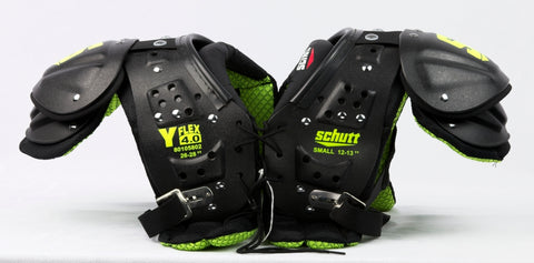 SCHUTT Y-FLEX 4.0 YOUTH SHOULDER PAD (SMALL)