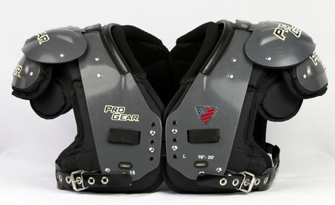 SCHUTT PRO GEAR PL-15 ALL PURPOSE SHOULDER PADS (LARGE)