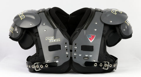 SCHUTT PRO GEAR PL-15 ALL PURPOSE SHOULDER PADS (MEDIUM)
