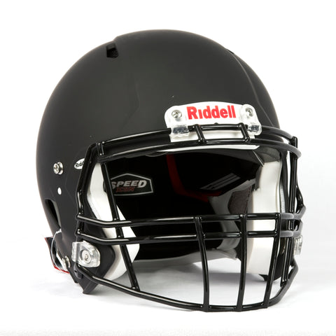 RIDDELL SPEED ICON YOUTH FOOTBALL HELMET (LARGE)