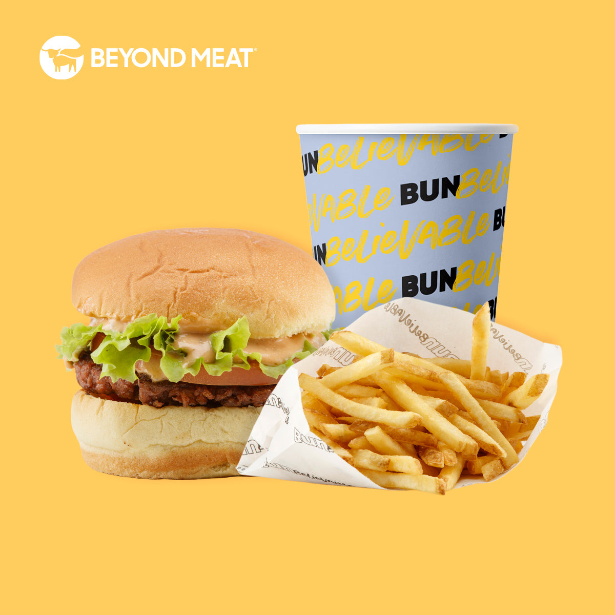 Menu Beyond Hamburger