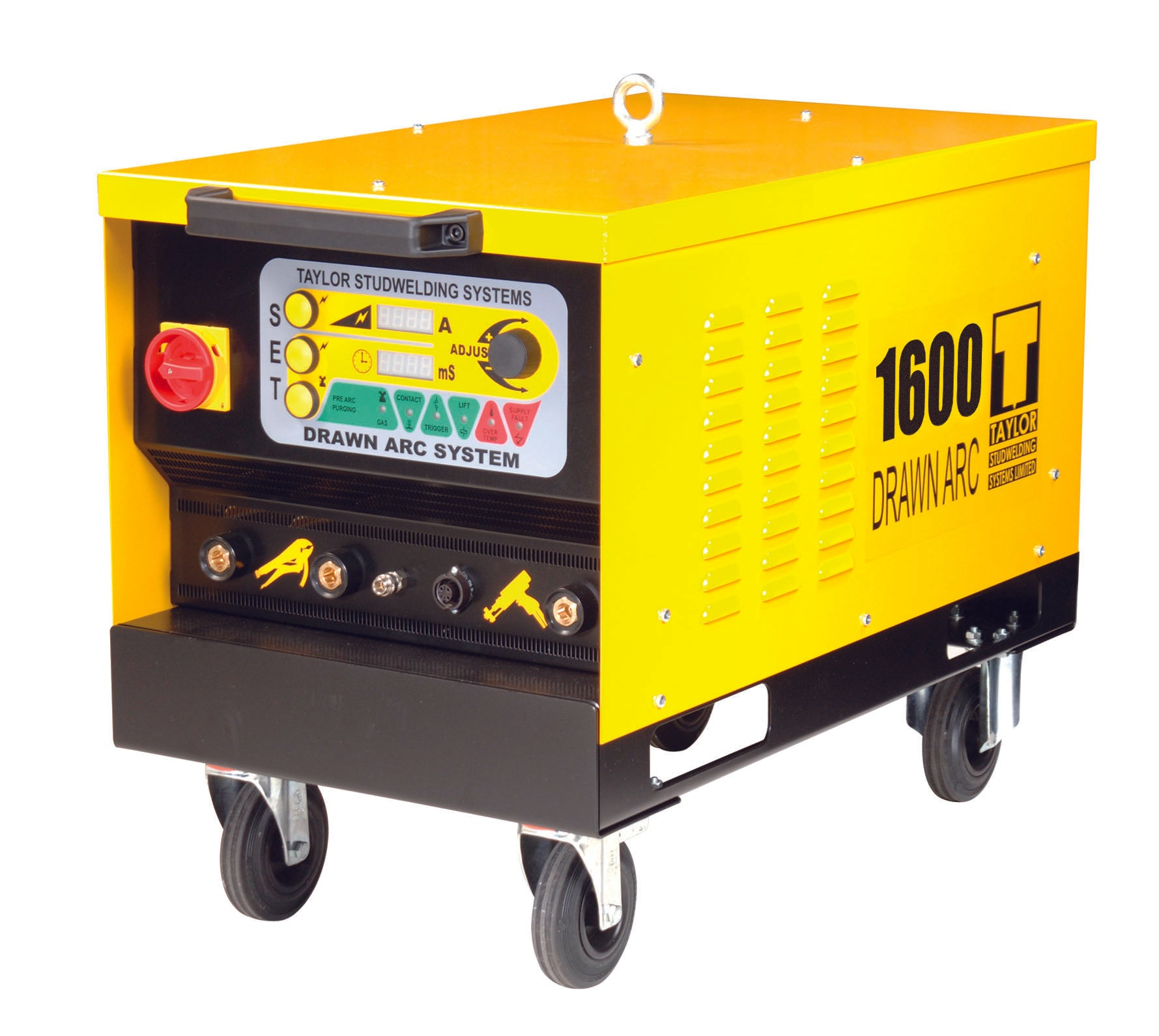 HIRE OF TAYLOR STUD WELDER DA1600