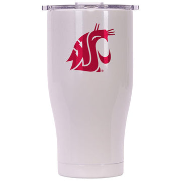 Washington State 27oz Chaser Pearl/Clear