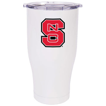 NC State 27oz Chaser Pearl/Clear