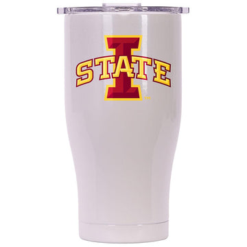 Iowa State 27oz Chaser Pearl/Clear