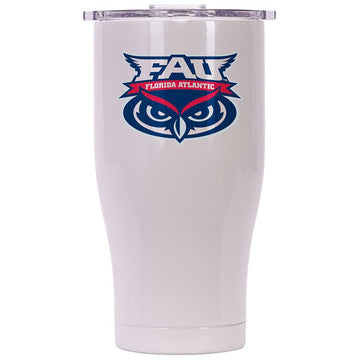 Florida Atlantic 27oz Chaser Pearl/Clear