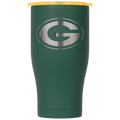 Green Bay Packers Green/Gold Etched Chaser 27oz