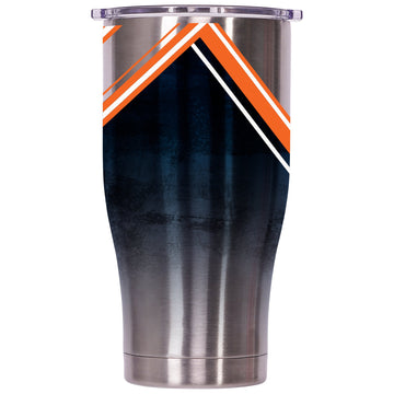 Chicago Bears Double Stripe Wrap Chaser 27oz