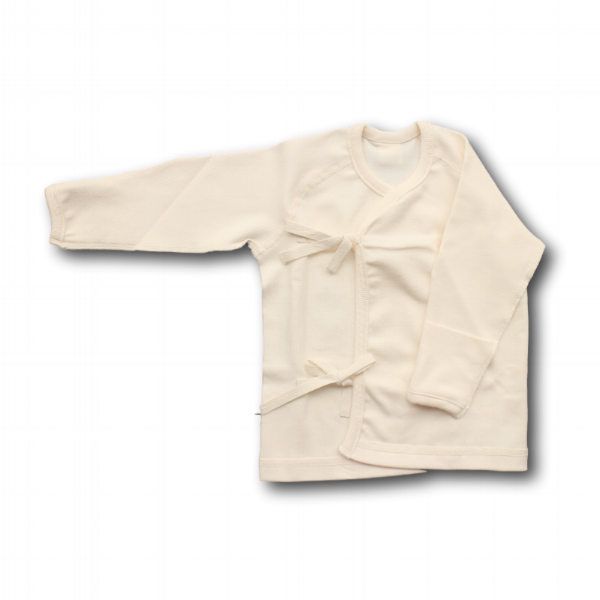 Bamboo Long-sleeve Jeogori Shirt