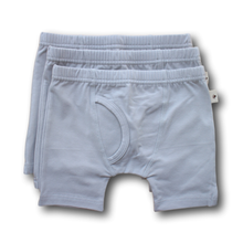 Load image into Gallery viewer, Organic Cotton Baby Boxer Shorts