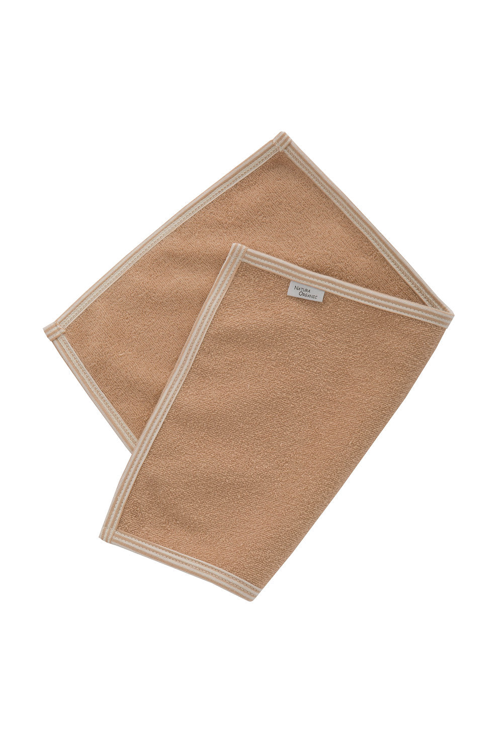 Organic Cotton / Bamboo Hand Towel - 2 pack