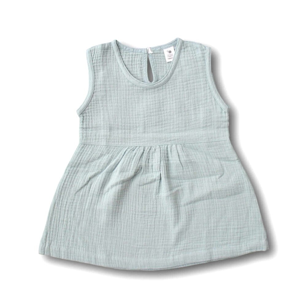 Organic Cotton Muslin Dress
