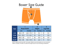 Load image into Gallery viewer, Organic Cotton Baby Boxer Shorts - Generation 1