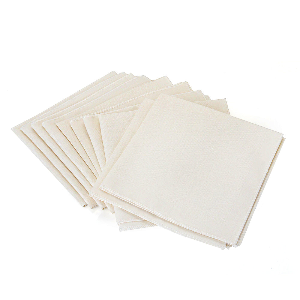 Organic Cotton Handkerchiefs - 10 pack