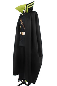 Yuichiro Hyakuya Uniform Outfit Seraph of the End Cosplay Kostüm
