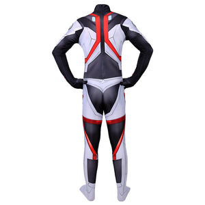 Avengers: Endgame Technical Specifications Quantenreich Suit Quantum Realm Suit Jumpsuit Overall Cosplay Kostüm für Kinder Erwachsene