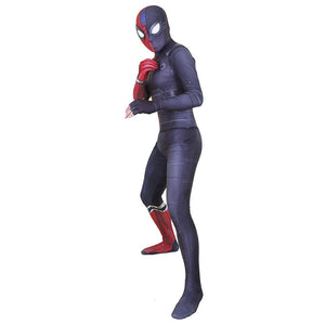 Spider Man Far From Home Peter Parker Jumpsuit Erwachsene Faschingkostüme Halloween Karneval