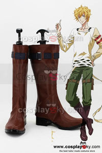 KARNEVAL Yogi Cosplay Boots Shoes Custom Made