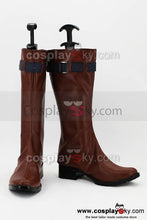 Laden Sie das Bild in den Galerie-Viewer, KARNEVAL Yogi Cosplay Boots Shoes Custom Made