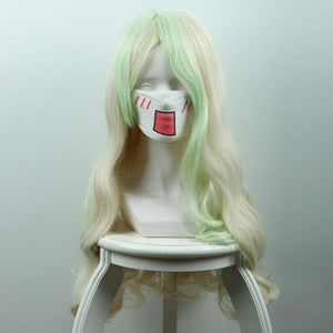 Little Witch Academia Diana Cavendish Cosplay Perücke Lang Haare