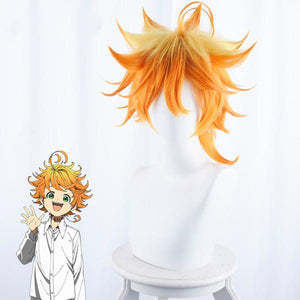 The Promised Neverland Yakusoku no Neverland Emma Perücke Cosplay Perücke