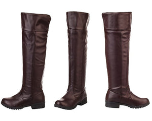 Shingeki no Kyojin Attack on Titan Mikasa Ackerman Schuhe Stiefel Cosplay Schuhe