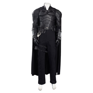 The Batman Bruce Wayne Kostüm Cosplay Kostüm NEU