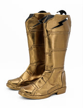 Laden Sie das Bild in den Galerie-Viewer, DC Shazam! Billy Batsons Cosplay Schuhe Stiefel