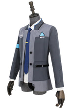 Laden Sie das Bild in den Galerie-Viewer, Detroit: Become Human Connor RK800 Agent Suit Uniform Cosplay Kostüm
