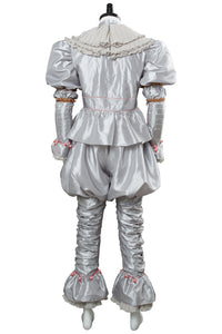 Es: Kapitel 2 Film 2019 Horrorclown Pennywise The Clown Outfit Cosplay Kostüm NEU Version