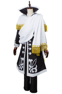 Fairy Tail Staffel 5 Zeref Dragneel Emperor Cosplay Kostüm NEU Version