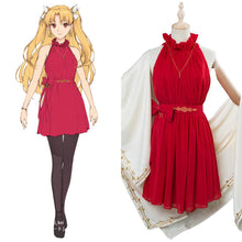 Laden Sie das Bild in den Galerie-Viewer, Fate/Grand Order Ereshkigal Cosplay Kostüm für Valentinstag Kleid