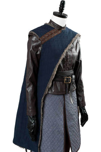 Game of Thrones S8 Staffel 8 Arya Stark Cosplay Kostüm